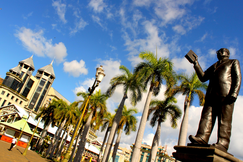 Port Luis waterfront