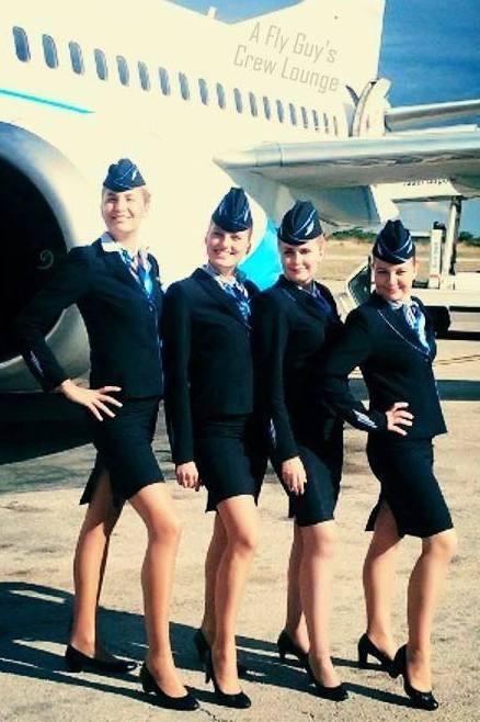 Enter Air Crew