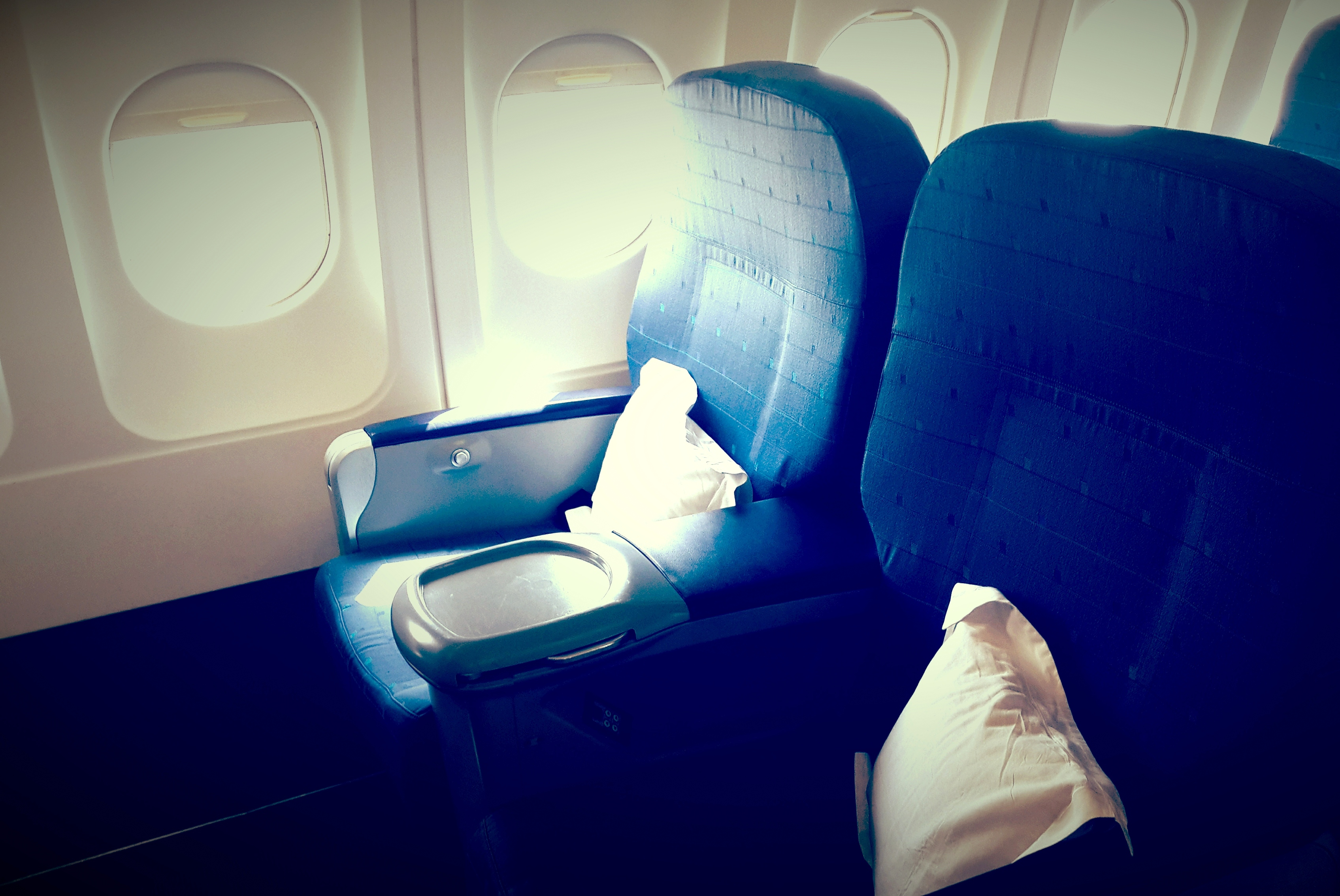 Safi Airways Business Class Seats