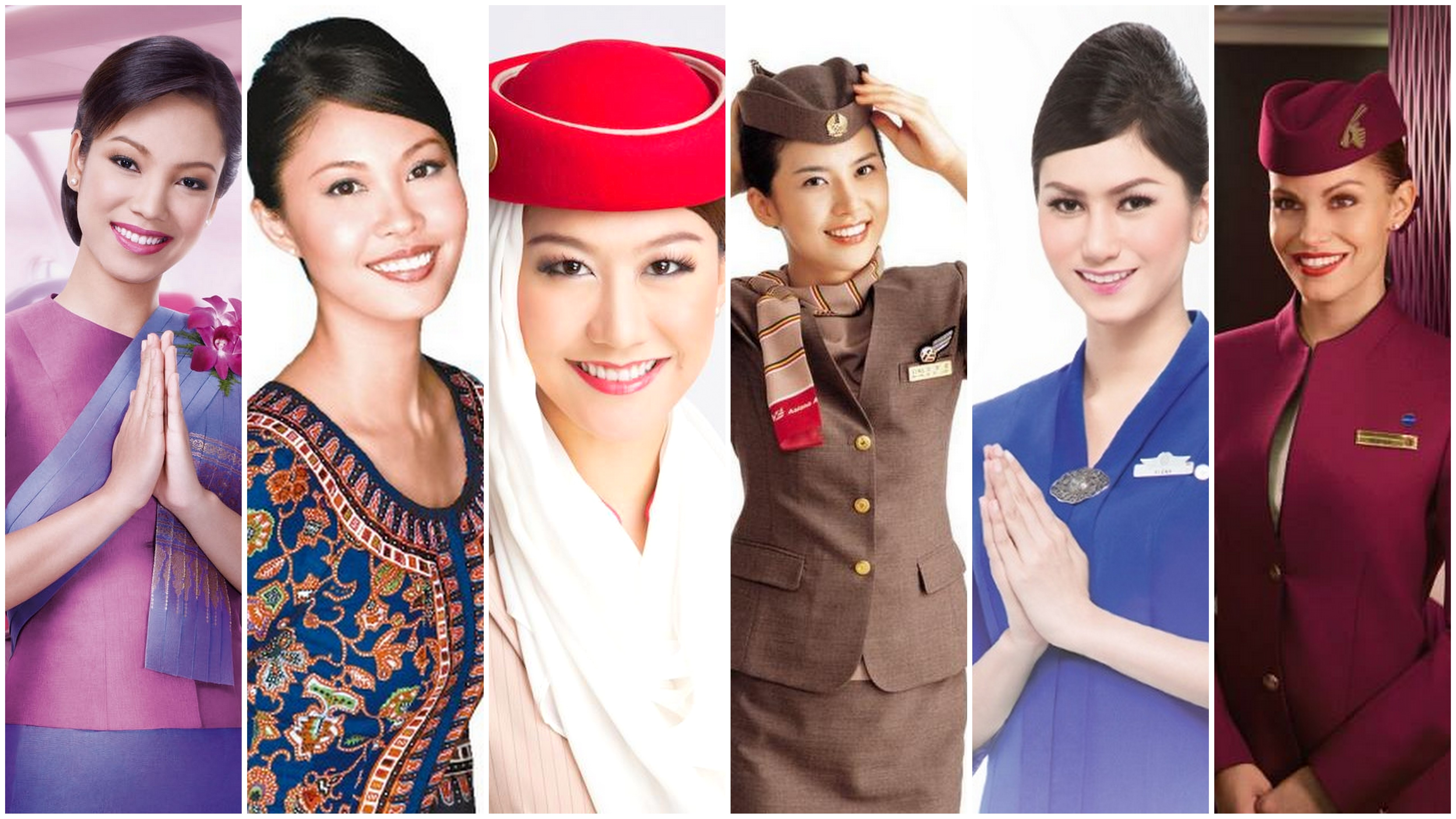 In Photos The World S 10 Best Airline Cabin Crew A Fly Guy